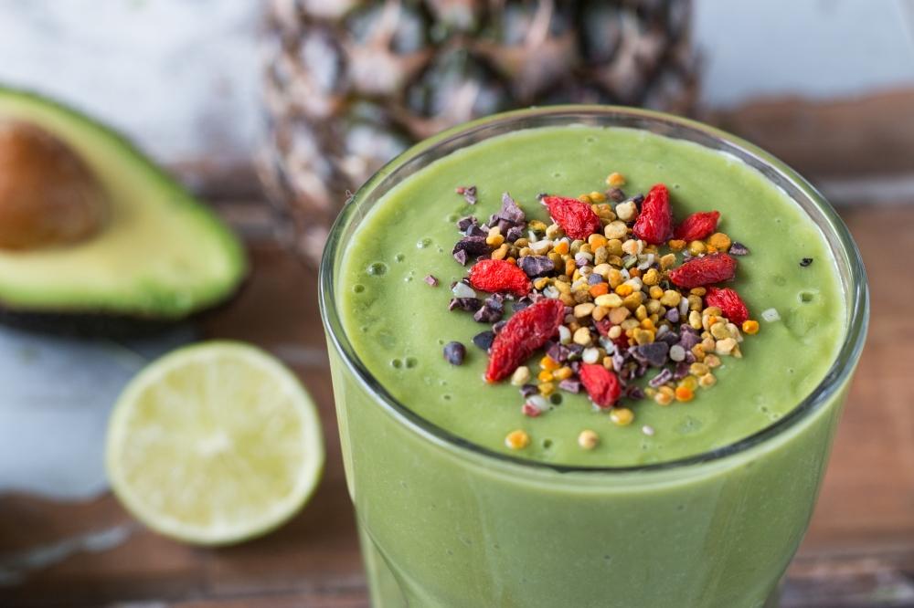 Detox Juice met Ananas & Avocado