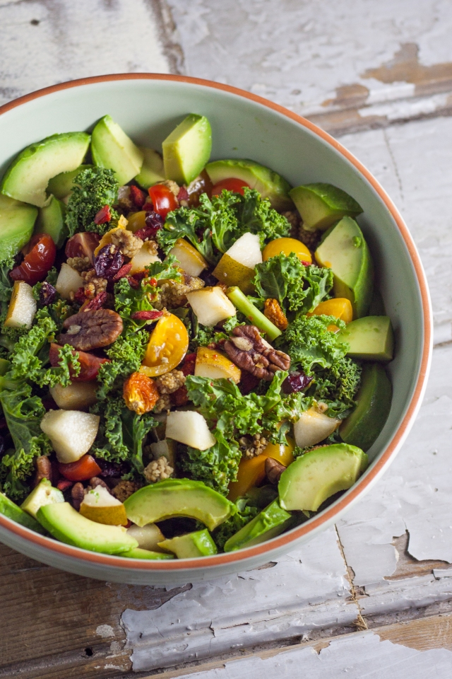 Superfoods Salad // Detoxen in 10 stappen