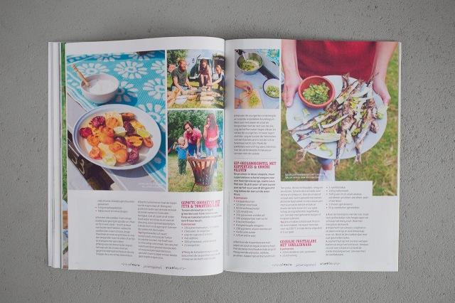 Jamie Magazine (c) Denni van Huis