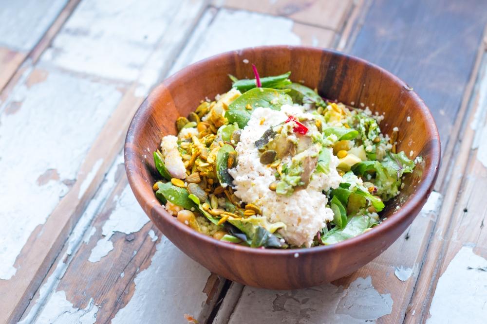 De Perfecte Post Workout Salade