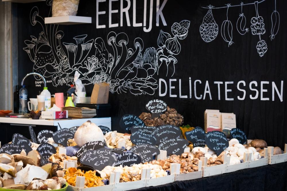 Markthal Rotterdam Heerlijk en Eerlijk