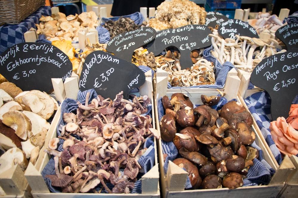 Markthal Heerlijk en Eerlijk