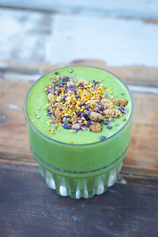 Het Perfecte Groene Smoothie Ontbijt