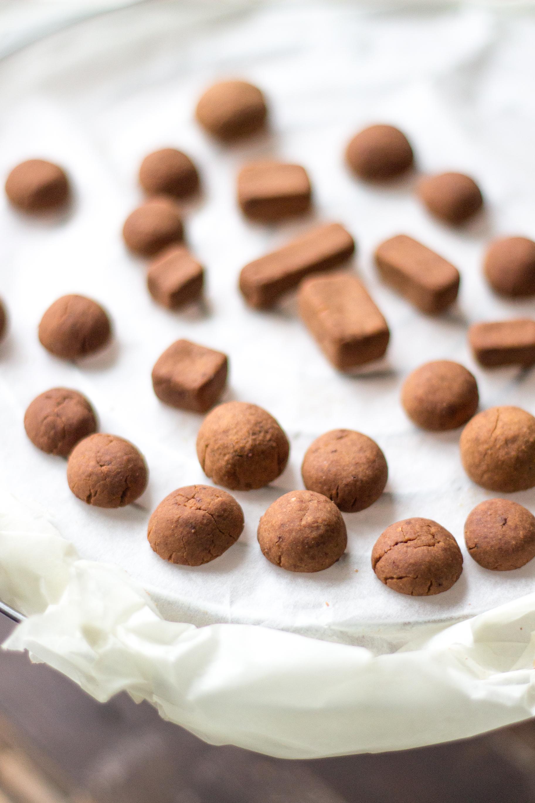 Gezonde Kruidnoten // Suikervrij, glutenvrij, vegan