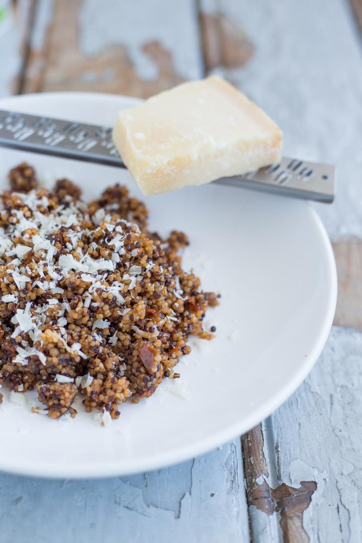 Quinoa Salade // Recept door Rosalie Ruardy