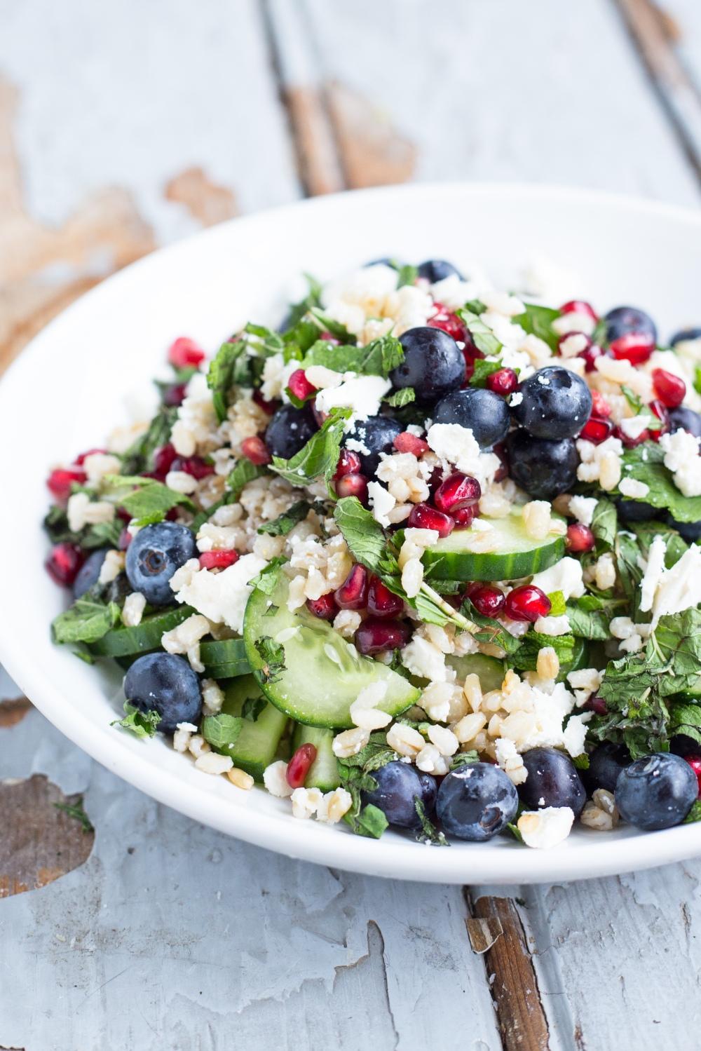 Gerst Salade