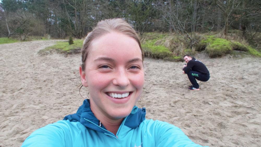 Hardlopen duinen | Rosalie Ruardy