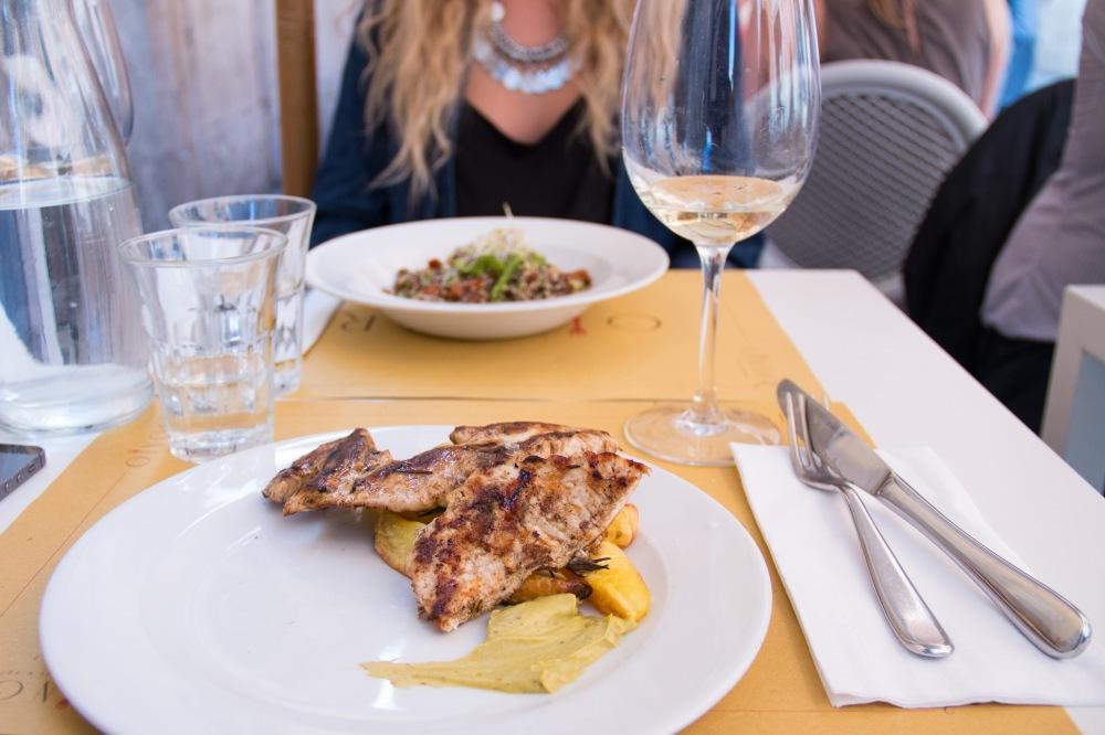 Rome // 5 x Healthy Hotspot