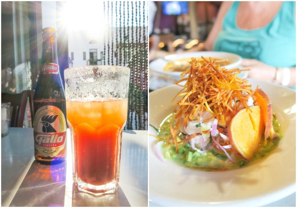 Ceviche & Michelada - Guatemala