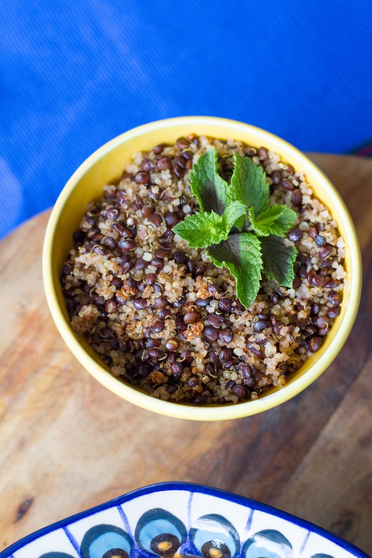 Quinoa Groentestoof